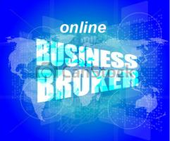 Online business broker